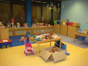 Igelgruppe - Spielzeugland